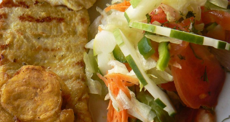 Delicious Local Food in Vilcabamba